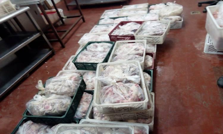 ضبط طن من اللحوم المصنعة الفاسدة فى الاسكندرية – جريدة الأهالي المصرية